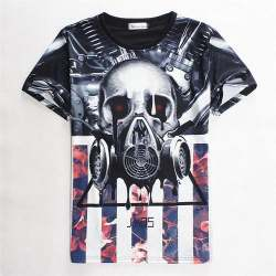 Digital print t shirt