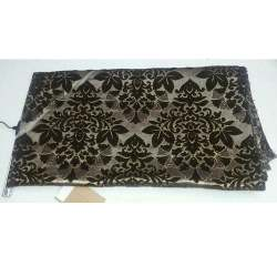 Jacquard embroidery curtain fabric