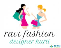 Ravi Fashion logo icon