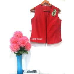 Ladies Red Jacket