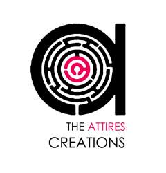 THE ATTIRES CREATIONS logo icon