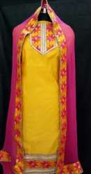 Phulkari Suits Manufacturers, suppliers & exporters in