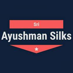 Sri Ayushman Silks logo icon