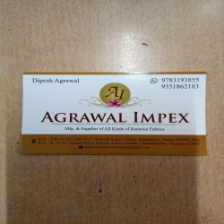 Agrawal impex logo icon