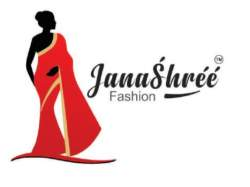 Janashree Fashion logo icon