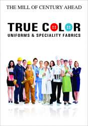 TRUE COLOR UNIFORMS logo icon