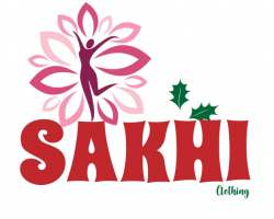 sakhi clothing logo icon