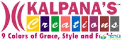 Kalpana s creations logo icon