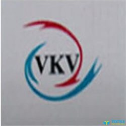 VKV International logo icon