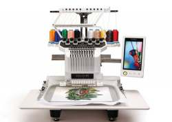 Multi Needle Computerized Embroidery Machine