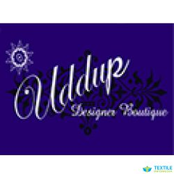 Uddup Designer Boutique logo icon