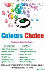 COLOURS CHOICE logo icon