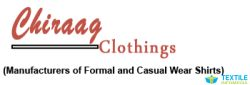 Chiraag Clothings logo icon