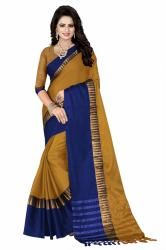 Party Wear Cotton Silk Sarees