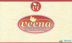 Veena International logo icon