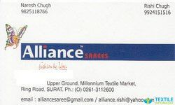 Alliance Sarees logo icon