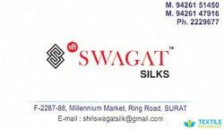 Swagat Silks logo icon
