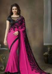 casual saree