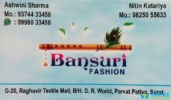 Bansuri Fashion