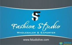 Fashion Studio logo icon