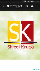 SHREEJI KRUPA logo icon