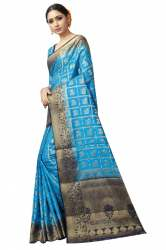 Designer wedding wear patola saree