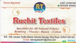 Ruchita Textiles logo icon