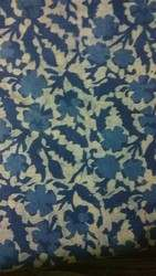Block Printed Running Fabric