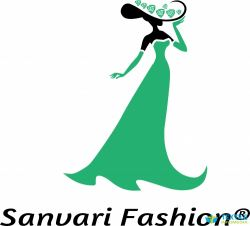 Sanvari Fashion logo icon