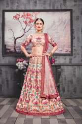 Wedding Wear Bridal Lehenga Choli