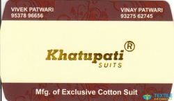 Khatupati Suits