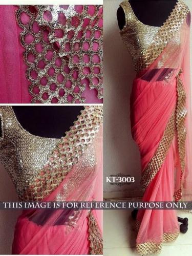 0d4d8e9d7a Designer Party Wear Saree offer by jay khodiyar saree in surat