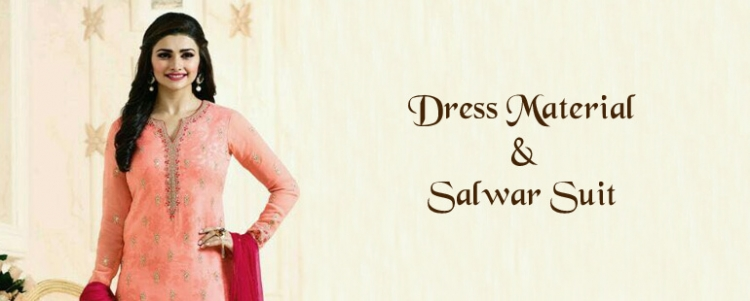 Dress Material Salwar Suit