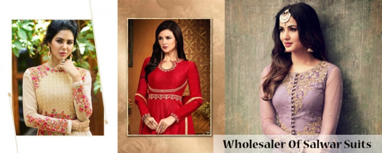Wholesaler Of Salwar Suit