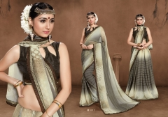 Saree Real Modeling