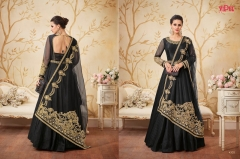 Designer Floor Length Anarkali Suit