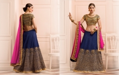 designer floor Length Lehenga Choli
