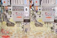 Cording Sequin Embroidery Machine