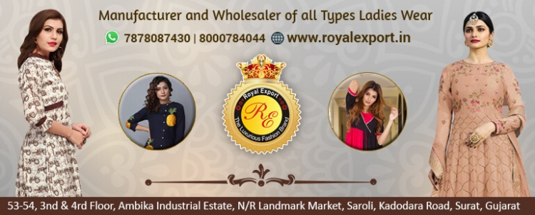 Manufacturer and Wholesaler of Ladies Wear