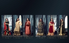 Glamour Vol 40 by Mohini Fashion