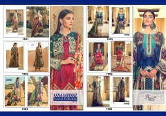 Sana Safinaz Luxury Collection Vol 2 by Shree Fab