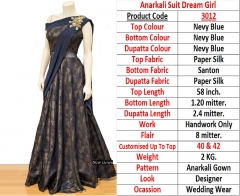 Anarkali Gown Party wear Collections