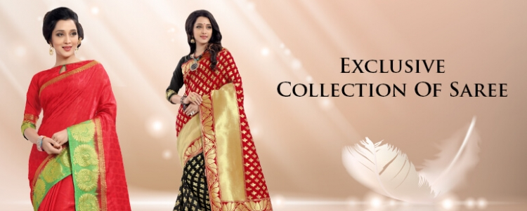 Exclusive collection of saree