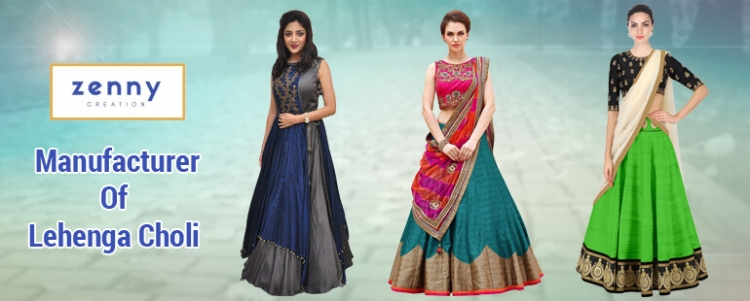Manufacturer Of Lehenga Choli