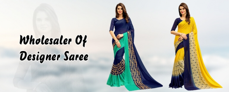 Wholesaler Of Designer Saree